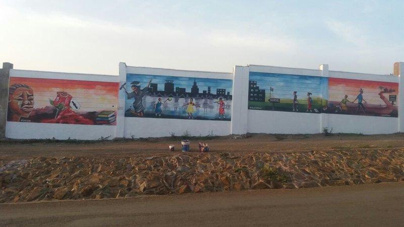 #WallsCANBloom Kenya