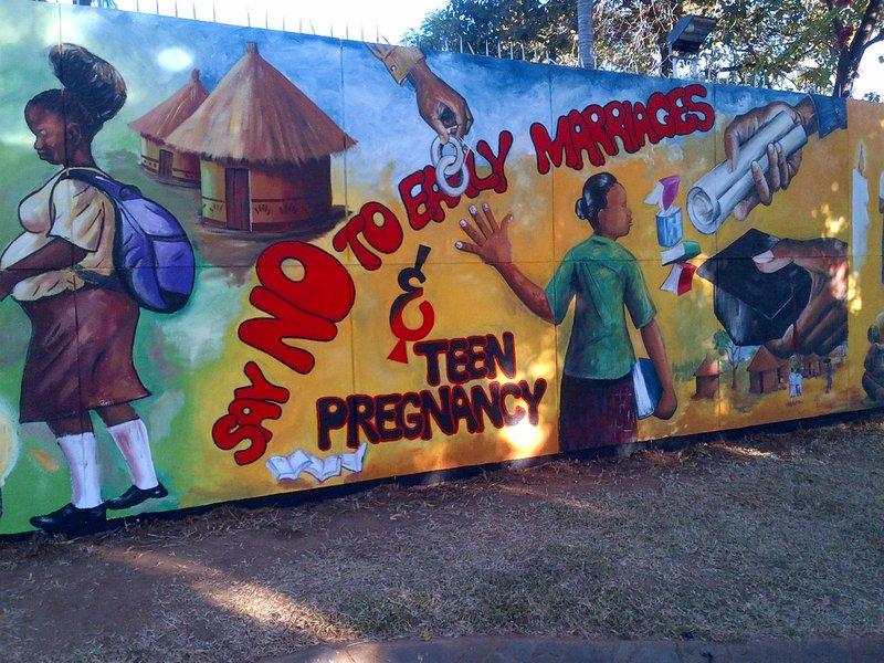 #WallsCANBloom Zambia