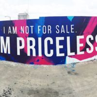 I Am Not For Sale. I Am Priceless