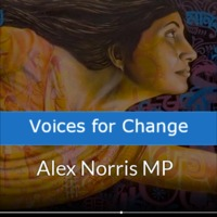 Voices for Change - Alex Norris MP