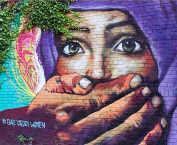 Save Yazidi Women