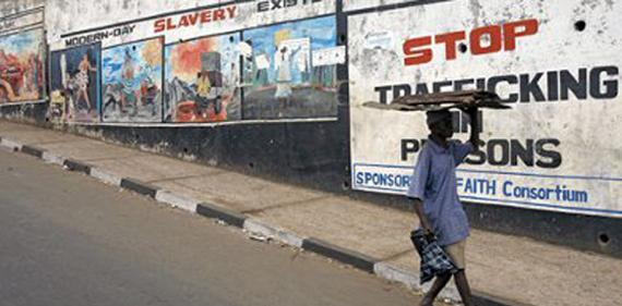 STOP Trafficking In Persons