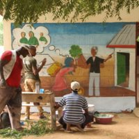 Refugee artists with FilmAid and Dadaab Refugee Settlement 2017 2.jpg